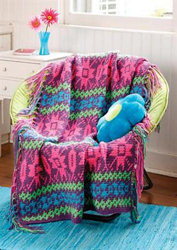 106 best Crochet: Graphghans images on Pinterest   Crochet ...