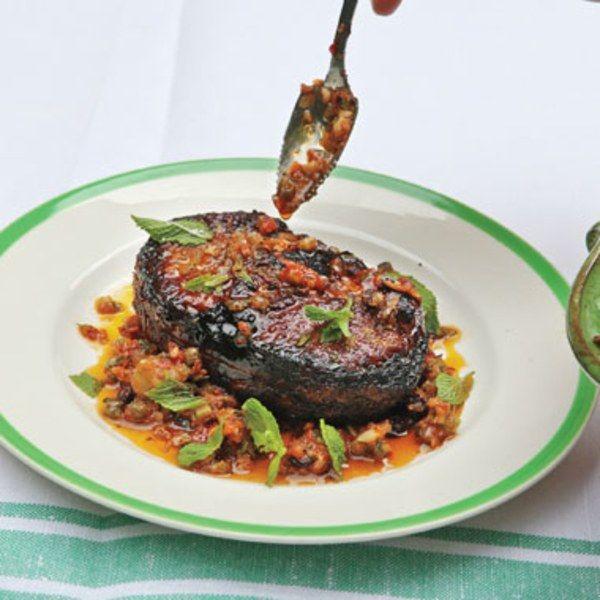 ... Lamb Loin Chops on Pinterest | Loin Chops, Lamb and Grilled Lamb Chops