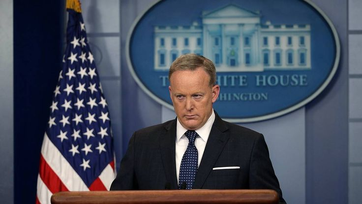 Sean Spicer, who for months delighted audiences as the bumbling comic foil of Donald Trump's White House, resigned today, according to the Associated Press, a decision that comes as a disappointment to all who have appreciated the way his bungling antics animated the bureaucratic banality of evil. A
