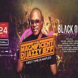 """DJ Jazzy Jeff, """"Jazz"""" della sit-com """"Willy, il principe di Bel Air"""" ospite del closing party del Black On suonerà al Duel Beat. #livemusic #Napoli"""