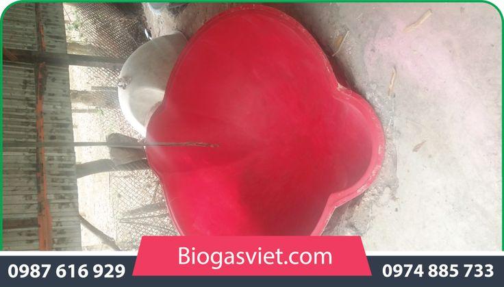 hầm bể biogas cải tiến bvc toàn quốc