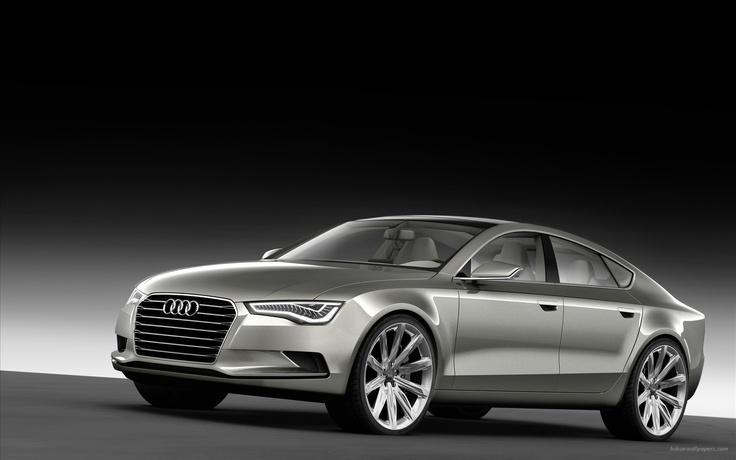 Audi Sportback Concept 3 Wide