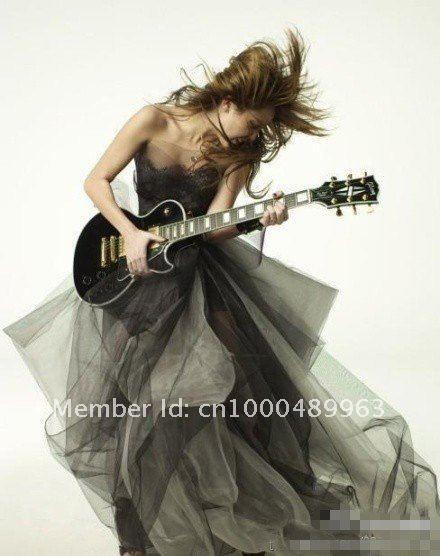 : Hot Girls, Rockstar Chic, Rocks Stars, Instrumento Music, Couture Dresses, Rockers Chick, Rocks Chic, Rocks And Rolls, Rockstar Style