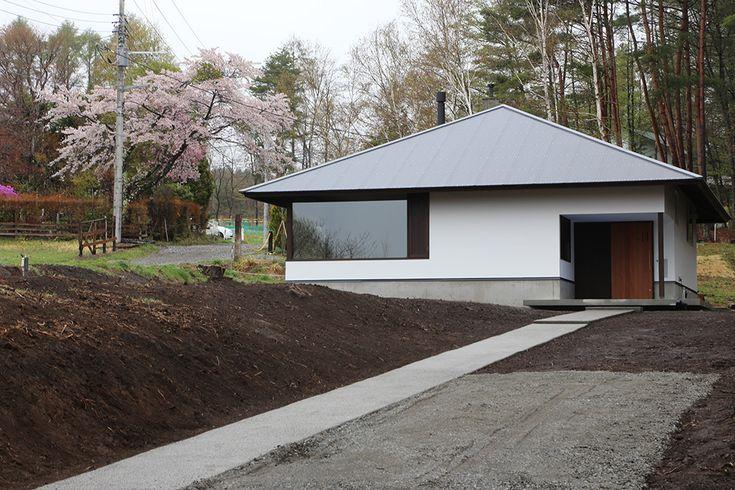 House in Oizumi 2014|大泉の家 堀部安嗣
