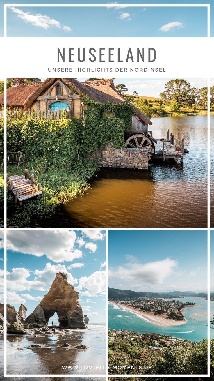 Neuseeland Nordinsel • Die besten Highlights & Tipps der Nordinsel