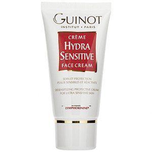 Guinot Crème Hydra Sensitive   €44.58  24ωρη κρέμα για αλλεργικά και ευαίσθητα δέρματα. www.greencarespa.gr
