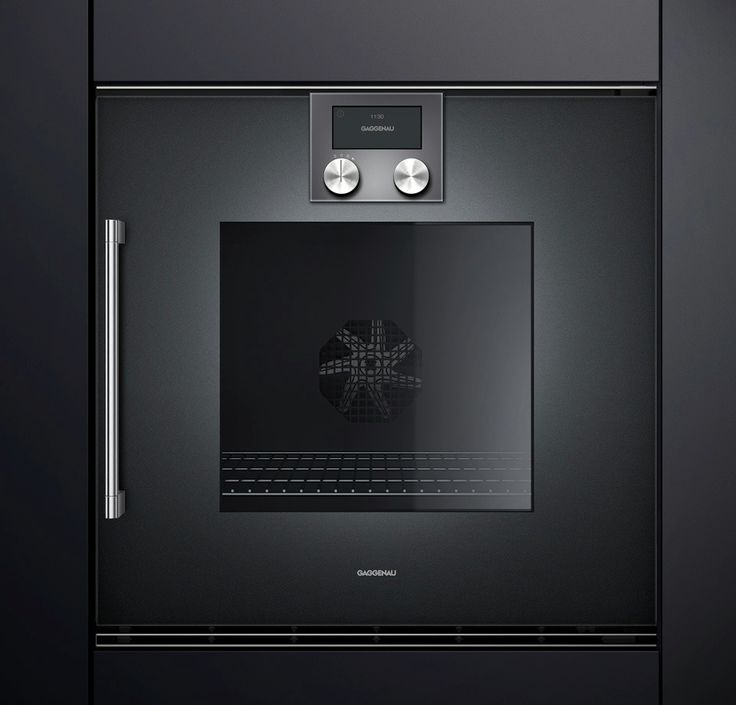 Oven 200 Series - An oven with 9 heating methods, which turns into a truly professional brick oven with the optional baking stone – for bread, pizza and pastries. A 76 litre interior, electronic temperature control from 30°C to 300°C and the innovative pyrolytic system provide excellent convenience during baking.