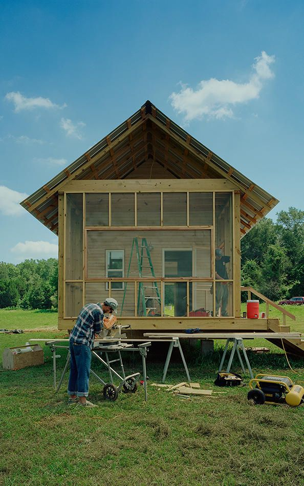 17 Best Images About Rural Studio 20k House On Pinterest