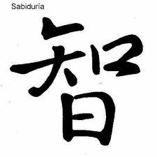 Resultado de imagen de letras chinas y significados