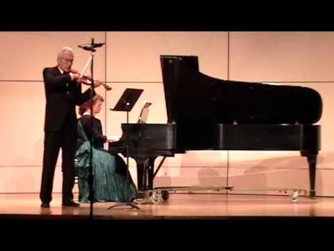 Leoš Janáček - Violin Sonata - YouTube