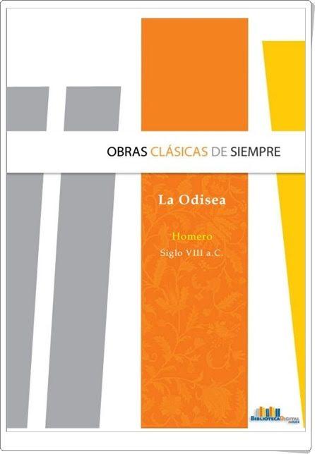 """""""La Odisea"""" de Homero"""