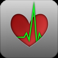 instant Heart Beat can measure  your heartbeat  within  seconds by measuring  the amount of blood   changing in your fingertips.
