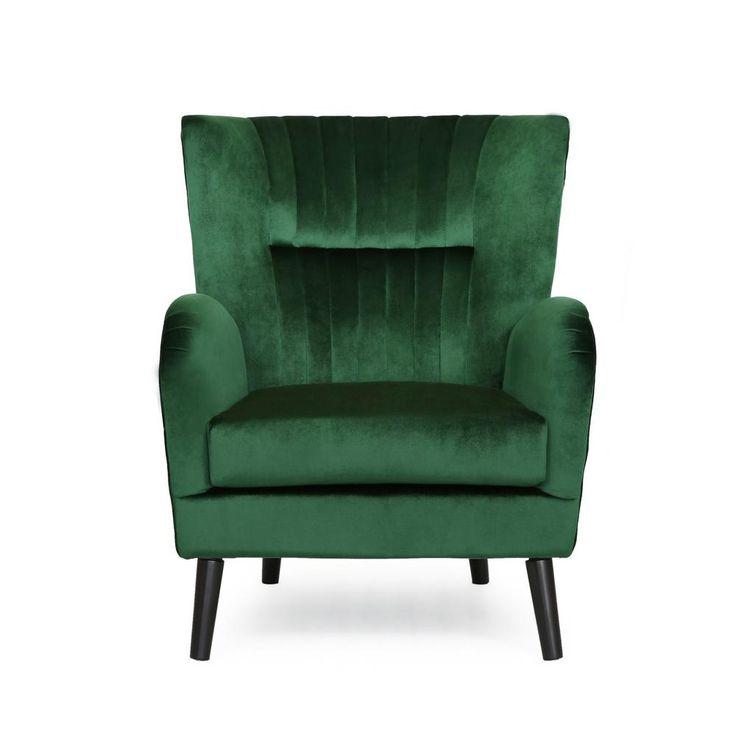 Park Art My WordPress Blog_Green Velvet Accent Chair Canada