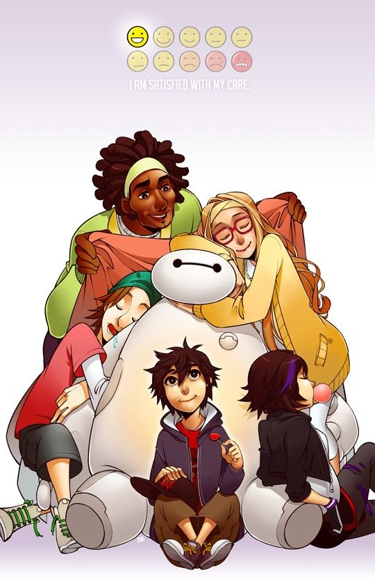 Best All Things Big Hero Images On Pinterest Year Olds - Baymax imagined famous disney characters