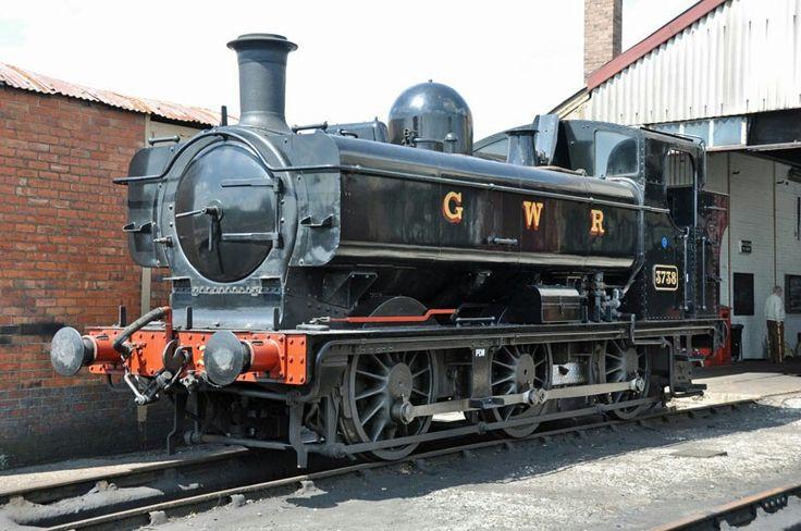 BR (GWR)  Collett 57XX class  0-6-0PT