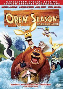 Open Season DVD 2007 Canadian Special Edition Widescreen Animated Kids Movie 043396179653 | eBay