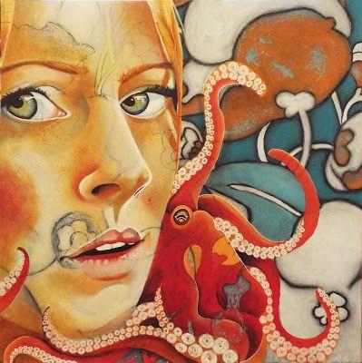 Angela Menzies Art: In My Shadow