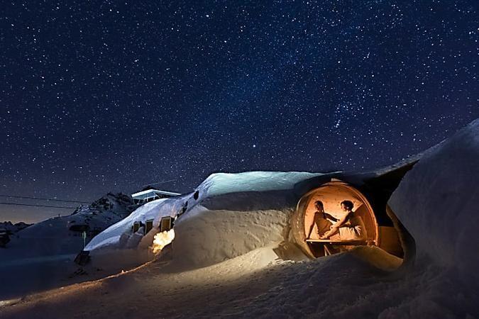 Schlafen Wie Ein Eskimo Erlebnisse In Der Silvretta Montafon Mehr Dazu Erfahren In 2020 Kamera Tricks Handy Smartphone