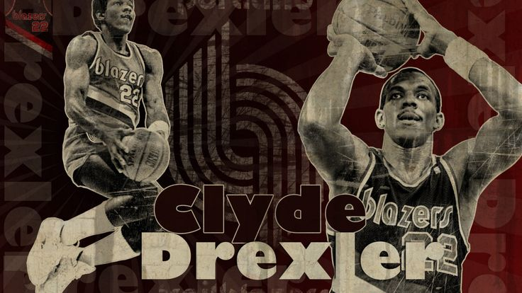 Portland Trail Blazers | Clyde Drexler