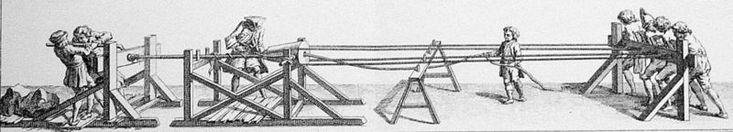 Ropes and knots are among the most ancient and useful technologies ever developed by man, predating the wheel, the axe and probably also the use of fire. Today, they are fast on their way to become an obsolete technology. (Low Tech Magazine)
