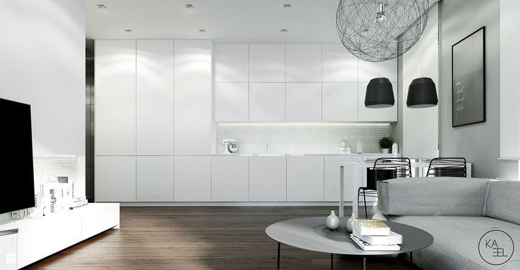 Kuchnia styl Minimalistyczny - zdjęcie od KAEEL.GROUP | ARCHITEKCI - Kuchnia - Styl Minimalistyczny - KAEEL.GROUP | ARCHITEKCI