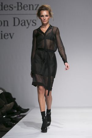 Tago Ready To Wear Fall Winter 2015 Kiev - NOWFASHION