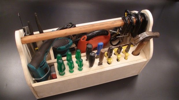 Como montar uma caixa de ferramentas