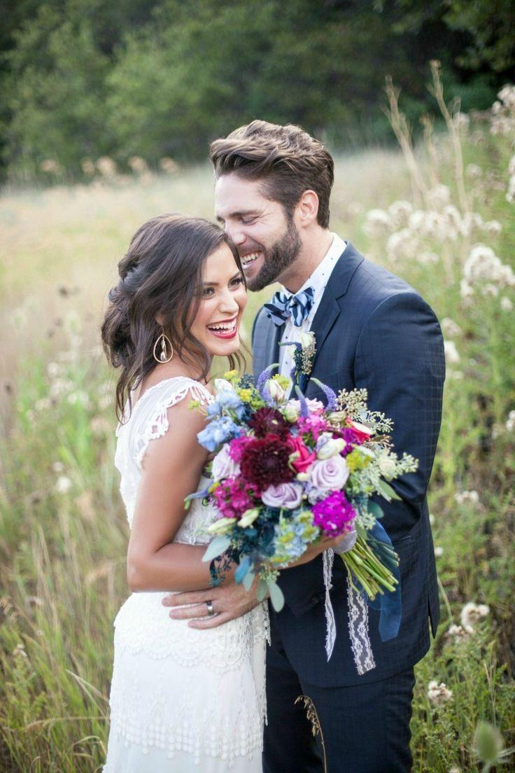 Claire Pettibone 'Kristine' #weddingdress http://www.clairepettibone.com/bridal/?cp=gowns/kristene | Photo: Shannon Elizabeth Photography | Floral: April Everett of The Rose Shop via Posh By Kat (Model)