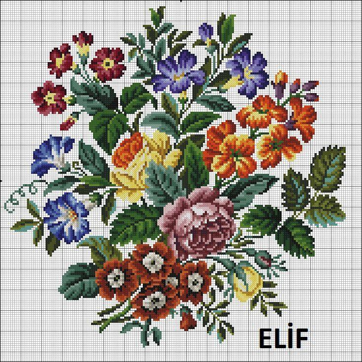 (4) Gallery.ru / Фото #1 - pattern1 - elif84