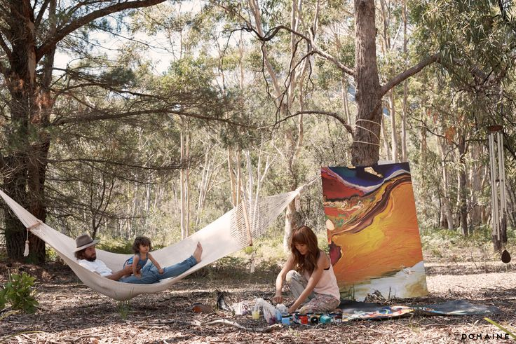Why Vicki Lee and Ted O'Donnell are Taking Their Love, Life and Art into the Outback via @MyDomaineAU