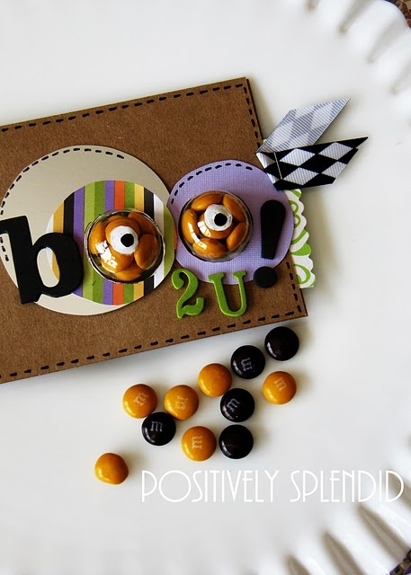 Decorating Ideas > 17 Best Images About Cards  Halloween Candy & Treats On  ~ 151936_Halloween Door Greetings