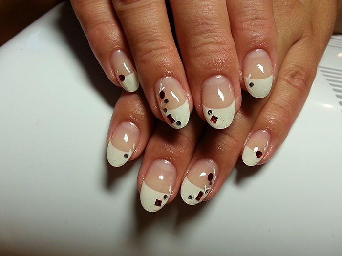 Beautiful but simple nail design