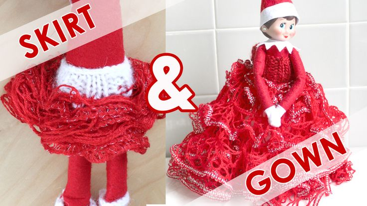 Knitting Pattern For Elf On The Shelf : 17+ best images about Dolls/Doll Cloths: Crochet, knit, sewn on Pinterest B...