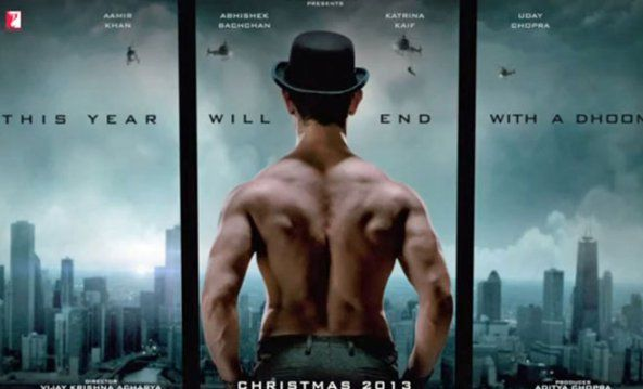 Free Download and Watch Dhoom 3 Full Movie Here