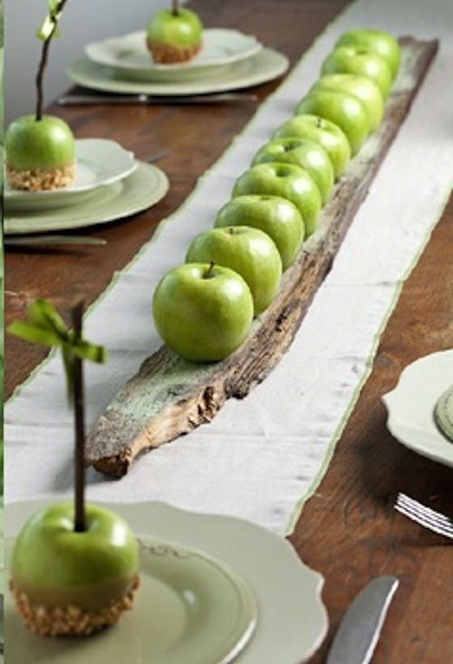 Rosh Hashanah: 5 Gorgeous & Easy Centerpieces   Chai and Home