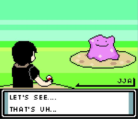 Ditto Transforms... Too Much!  Super Awesome! Click to see!