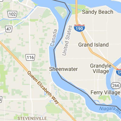 Niagara historic sites