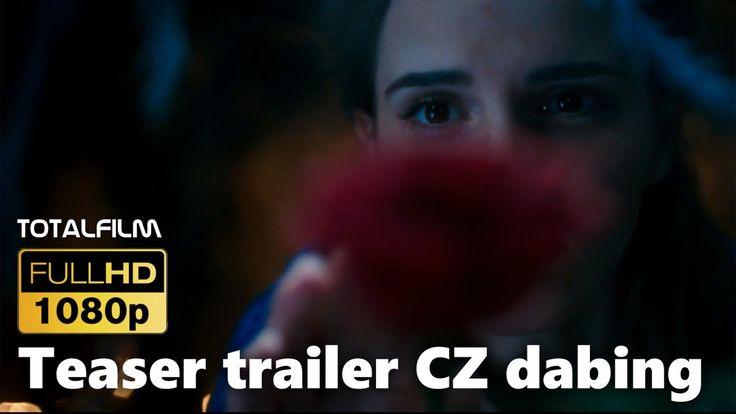 Kráska a zvíře (2017) CZ dabing HD teaser TRL