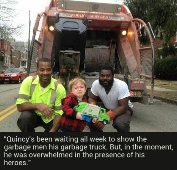 Heroes like this: | 24 Pictures That Will Make You Feel Better About The World don't go through this without your tissues!