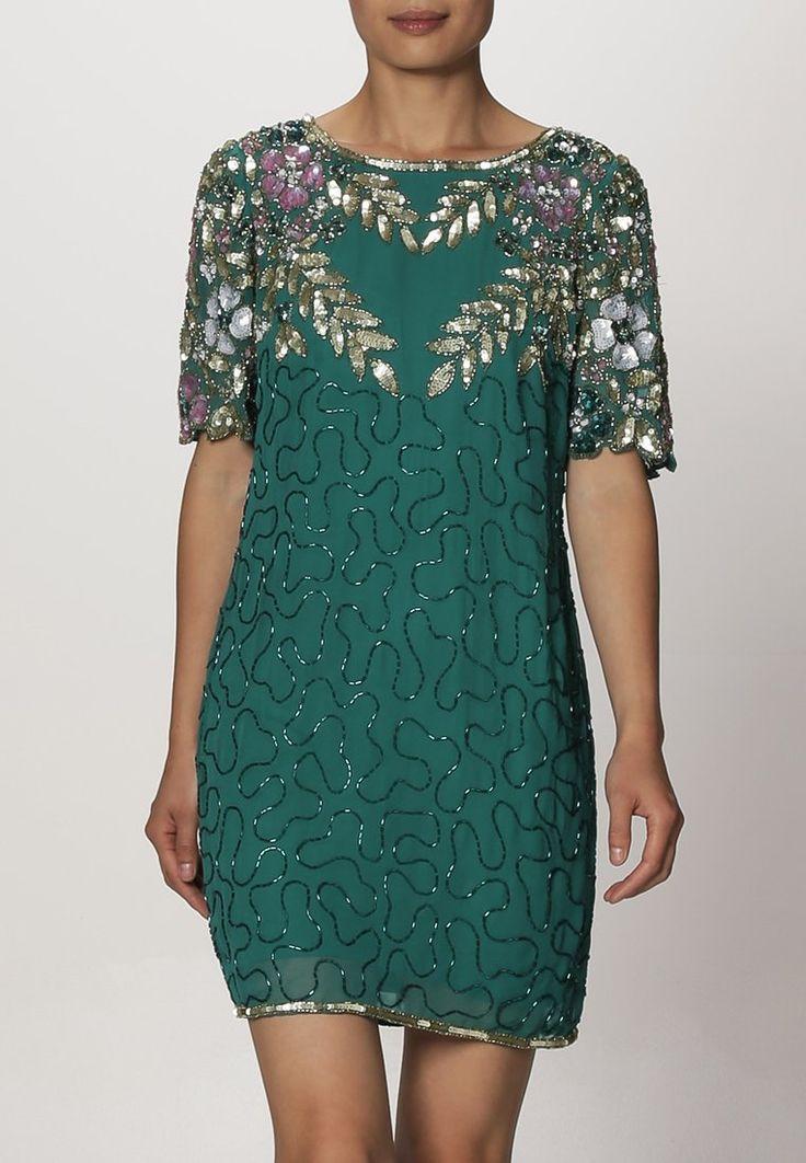 Frock and Frill - FREYA - Summer dress - green