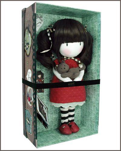 Muñeca gorjuss sería maravilloso tenerla