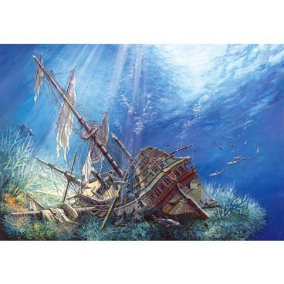 Underwater Shipwreck Tattoo 25+ best ideas about U...