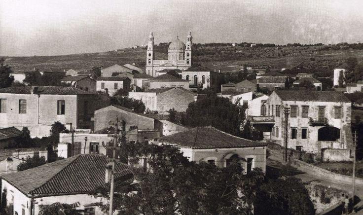 Χανιά, Χαλέπα. Περικλής Παπαχατζιδάκης - 1949
