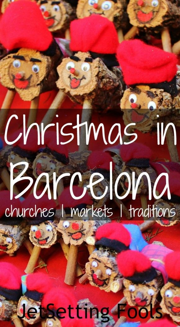 There are so many things that make Christmas in Barcelona spectacular! From the fabulous churches to historic Christmas Markets to two extremely odd Barcelona Christmas traditions, we jumped right in and celebrated the holiday Catalan style!
