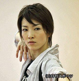 バウ単独初主演公演で、天才ダンサー役に臨む早霧せいな(撮影・村上久美子)