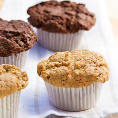 -*+Sweet and savory muffins perfect for Phase 1 and Phase 3 of the Fast Metabolism Diet.