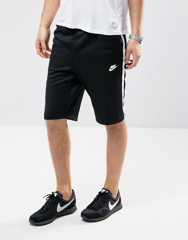 Get this Nike's sports bag now! Click for more details. Worldwide shipping. Nike 2 Tribute Shorts In Black 678639-010 - Black: Shorts by Nike, Soft-touch jersey, Stretch waistband, Functional pockets, Contrast stripe, Regular fit - true to size, Machine wash, 100% Polyester, Our model wears a size Medium and is 6'2�/188 cm tall, Supplier code: 678639 - 010. Back in 1971 Blue Ribbons Sports introduced the concept of the Greek Goddess of Victory - Nike. Founded a year later in 1972, Nike…