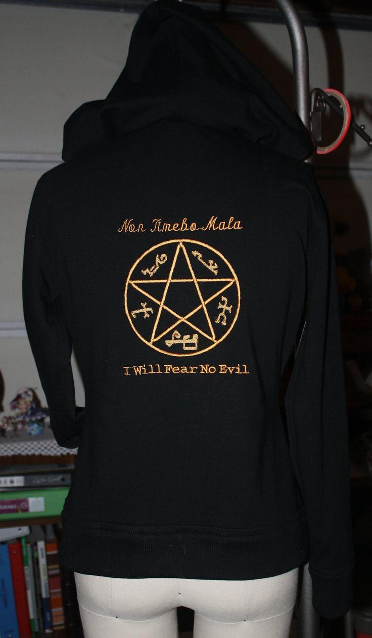 Supernatural hoodie