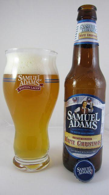 #116 Sam Adams White Christmas - Boston Beer Company.  So delicious