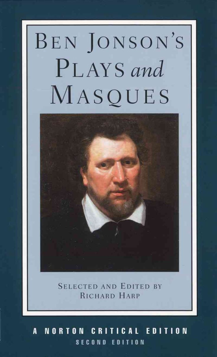 Precision Series Ben Jonson's Plays and Masques: Authoritative Texts of Volpone, Epicoene, the Alchemist, the Masque of Blackness,...